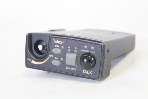 Telex TR-800-E88 UHF Two-Channel Wireless Beltpack - Band E88 (For Parts) Main