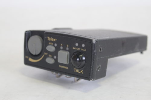 Telex TR-800 2-Channel UHF Transceiver (A4F RTS B4: 518-536MHz Receive/632-650MHz Transmit) full1