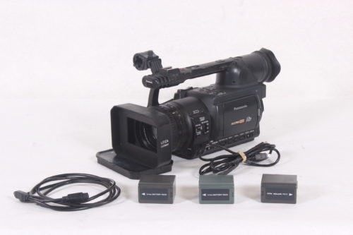 Panasonic AG-HVX200A P2 HD/DV Camcorder Accessories