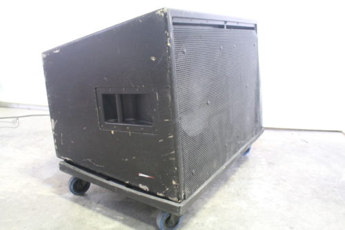 EAW SB850 Dual 18″ Subwoofer (FOR PARTS) iso1