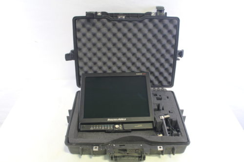 "Transvideo 15"" CineMonitor HD 15 SB Video Monitor case2"
