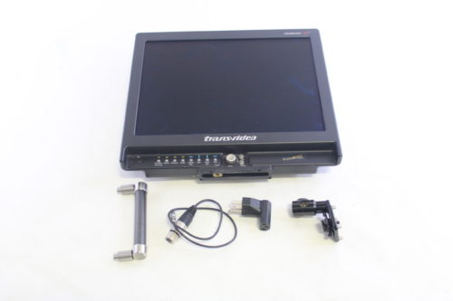 "Transvideo 15"" CineMonitor HD 15 SB Video Monitor front1"