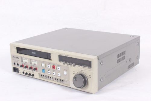 Panasonic AG-8700 Industrial VCR Recorder( For Parts) Side2