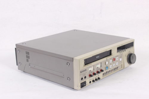 Panasonic AG-8700 Industrial VCR Recorder( For Parts) Side1