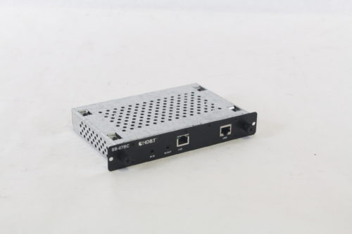 NEC SB-07BC Hdbaset Ops Receiver Module iso2