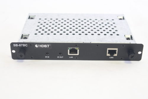 NEC SB-07BC Hdbaset Ops Receiver Module front1