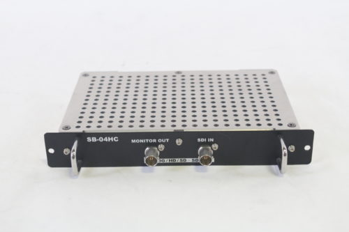 NEC SB-04HC Display Internal 3G/HD/SD-SDI Input Card front1