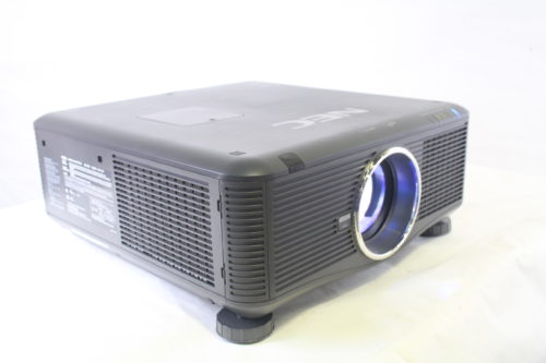 NEC NP-PX750U 7500-Lumen Widescreen Professional Projector w/ Road Case (NO LENS INCLUDED - Read Note) iso1