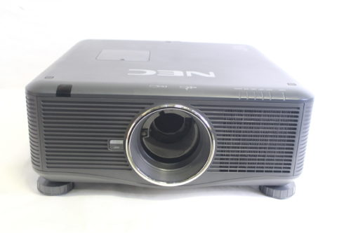 NEC NP-PX750U 7500-Lumen Widescreen Professional Projector w/ Road Case (NO LENS INCLUDED - Read Note) main1