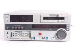 Sony DSR-1800 Digital Videocassette Recorder Main