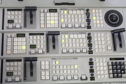 Sony DVS-7000 Digital Production Switcher(Pair)Top2