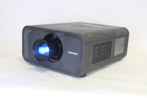 Christie LX700 LCD XGA Digital Projector w/ Road Case + Lens 802 Lamp Hrs Main