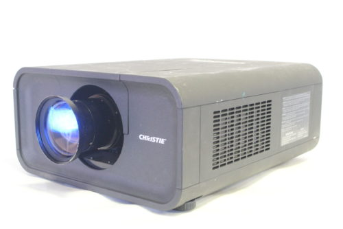 Christie LX700 LCD XGA Digital Projector + Lens 485 Lamp HrsMain
