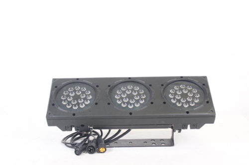 Chauvet COLORado-3 RGB LED Bank System DMX   Lot of 7(Untested) Front
