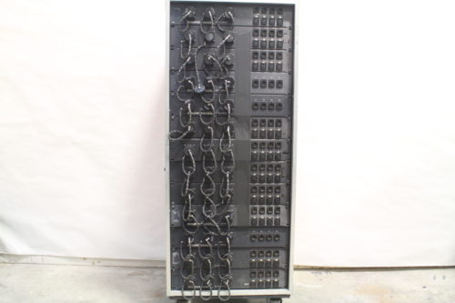 Whirlwind AB60FP Multipin to XLR(20 Rack Units)Front2
