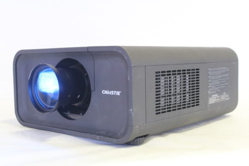 Christie LX700 LCD XGA Digital Projector + Lens 56 Lamp Hrs Main2