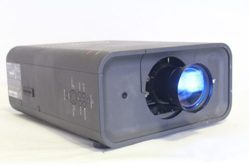Christie LX700 LCD XGA Digital Projector + Lens 56 Lamp Hrs Main