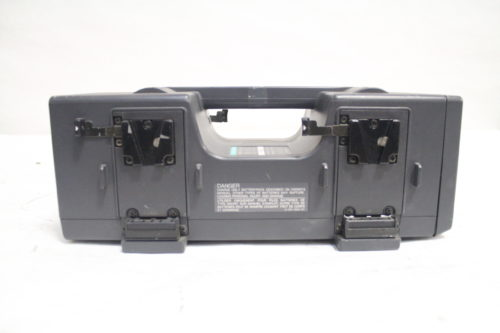 SONY BC-L100 Camcorder Battery Charger Side1