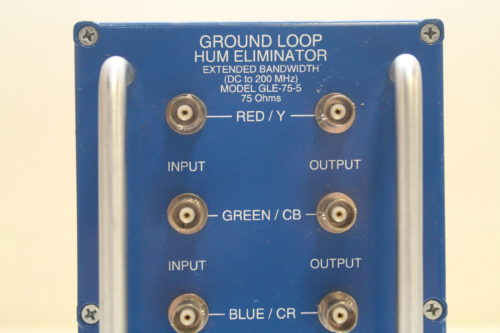 Empire State Filter Co. Video & Ground Loop Hum Eliminator(Lot of 6)Front2