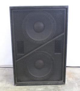 "Meyer Sound 650-R2 Dual 18"" Passive Subwoofer Main"
