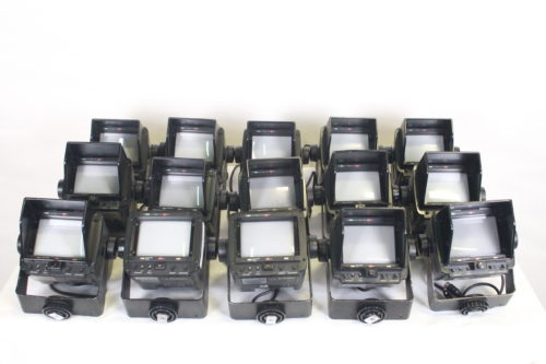 Sony DXF-51 5-inch Monochrome Viewfinder(Lot of 15)Lot2