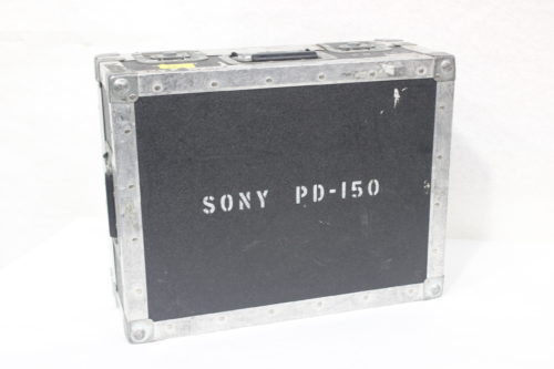 Sony DSR-PD150 3CCD Mini DVCAM Professional Camcorder w/ Road Case1