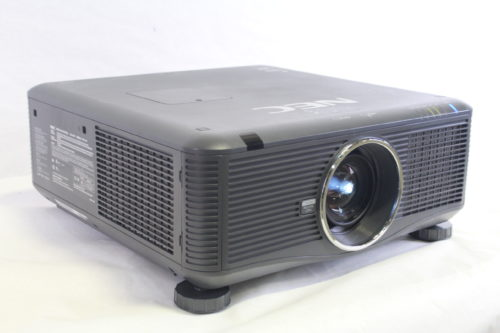 NEC PX750U HDMI DLP Projector w/ NP18ZL Lens iso1