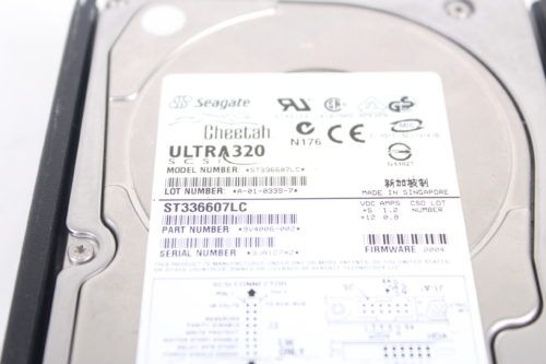 Seagate ST336607LC Hard Drive (Lot of 14) tag1