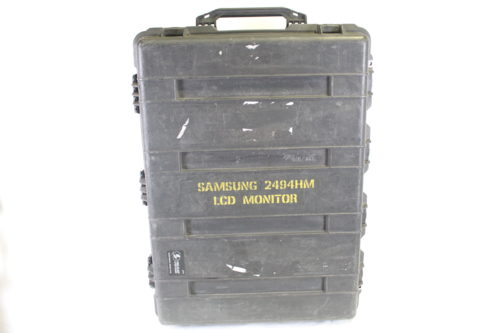 Pelican 1730 Roller Hard Transport Case No Foam 5