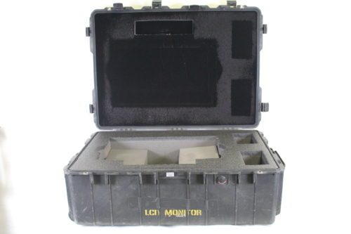 Pelican 1730 Roller Hard Transport Case No Foam foam2