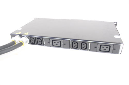Eaton T2235-F4-CNB09L ATS Rack PDU w/ 2 L630 Plugs/ 2 IEC-320-C19/ 4 Nema 5-15 Outlets rear1