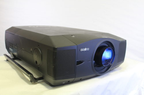 Sanyo PLC-XF46N Multimedia Projector front