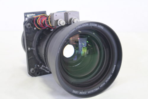 Sanyo PLC-XF46N Multimedia Projector lens front