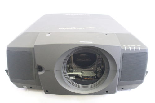 Christie RoadRunner LX100 Projector XGA Large Venue Projector( For Parts) Front