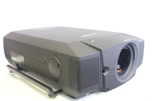 Christie RoadRunner LX100 Projector XGA Large Venue Projector( For Parts) Side