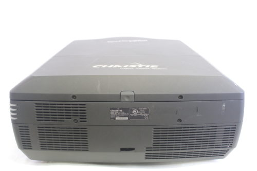 Christie RoadRunner LX100 Projector XGA Large Venue Projector( For Parts) back2