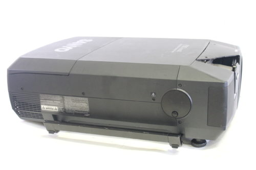 Sanyo PLC-XF46N LCD Digital Multimedia Projector w/ Road Case (No Lens Included) side1