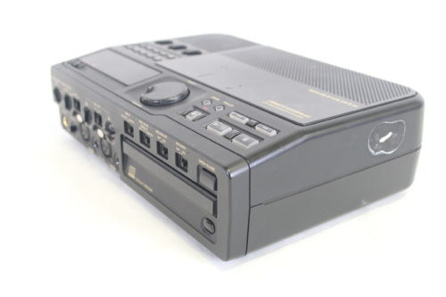 Marantz CDR300 Professional CD Recorder Digital Recording Interface (AT4 Input & Text Button Not Working) iso2