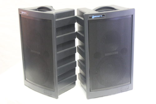 Anchor Liberty MP-4601 & MPA-4600 Dual Function Speaker System (Pair) Front