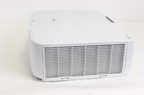 NEC NP-PA550W WXGA 3 LCD Large Venue Projector ( For Parts Only) Side Vent