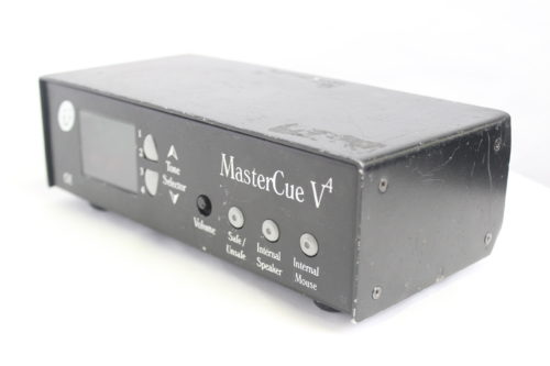 Interspace Industries Master Cue V4 Wireless System side 2