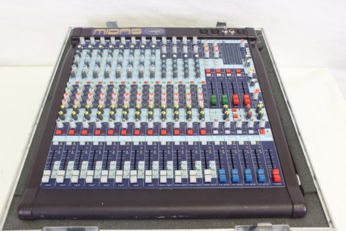 Midas Venice 160 16-Channel Analog Mixing Console top2