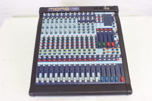 Midas Venice 160 16-Channel Analog Mixing Console top1