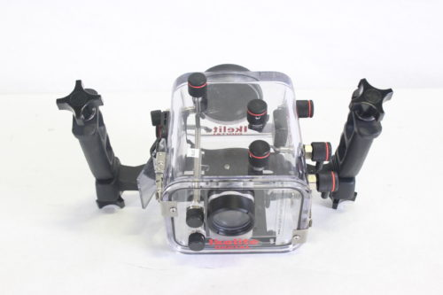 Ikelite 6039.07 Mechanical Underwater Video Housing for Sony HDR-HC7 Camcorder - Rated up to 200' TOP1