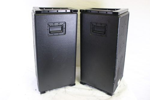 EAW KF300i 3-Way Full Range Loudspeaker(Pair) w/ Road Case rear1