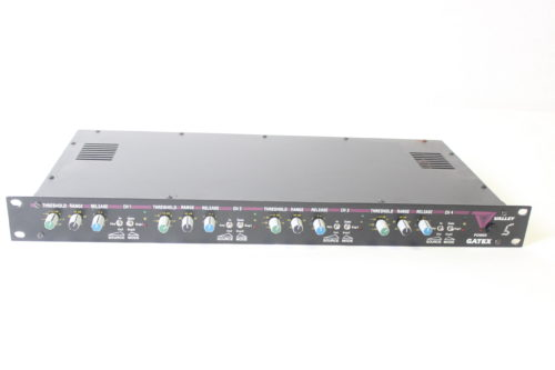 Valley International Gatex 4 Channel Noise Gate Expander Rack front1