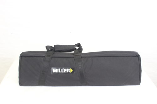 Miller DS-20 Aluminum Tripod System w/ Miller Carrying Case1