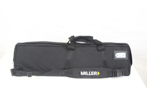 Miller DS-20 Aluminum Tripod System w/ Miller Carrying Case2