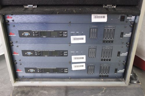 dbx Drive Rack 442 EQ & Loudspeaker Management System w/ 480R Remote & 480P (1b) Bottom