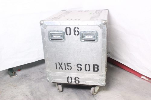SWR Son of Bertha Bass Speaker Cabinet with Horn 350 Watts w/ Road Case1